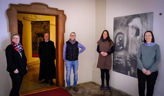 Ausstellungsteam